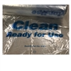 "0123 CLEAN Clear ""Covers-All"" Equipment Cover, 48 x 25 x 42, 50/Roll"