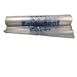 "0125 Clear ""Covers-All"" Equipment Cover, 48 x 25 x 42, 50/Roll"
