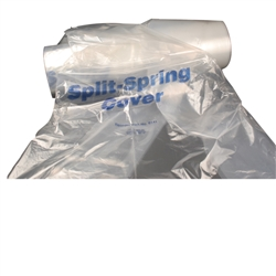 0141 Split-Spring Clear Cover, Invacare Size, 50/Roll