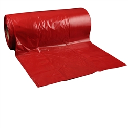 3129 Red Cover, 23 x 17 x 48 inches, 100/Roll