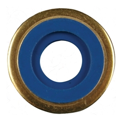 7-55 Sure Seal Brass Washer with Viton, 100/pkg