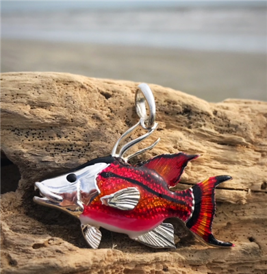 Hog Fish Pendant
