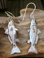Dangle Redfish Earrings