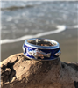 Fish Wedding Band