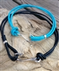 Leather Hook Anklet