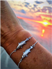 Redfish Or Trout Adjustable Bracelet
