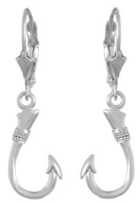 Fishing Hook Earrings