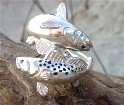Redfish and Trout Ring