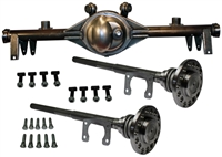 68-72 Chevelle A-Body 9 INCH REAR END KIT OPEN DIFF COMPLETE WITHOUT BRAKES