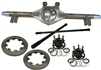 "New Floater Metric Housing Kit 60"" Centered 5x4.75 Hubs with .810 rotors"
