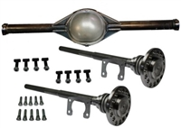 PEM HOT ROD 9 INCH REAR END KIT TRUE TRAC COMPLETE WITHOUT BRAKES