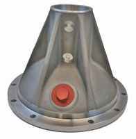 6 Rib Passenger Side Bell with plugs for Quick Change