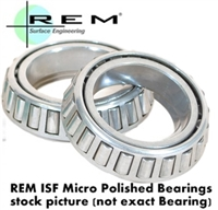 "REM Finished Ford 9"" Bearing Kit 1.781 ID 2.891 OD Premium Bearings"
