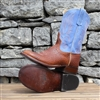 Anderson Bean Whiskey Oil Blue Top Cowboy Boots