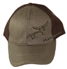 RopeSmart Brown/Green Mesh Cap