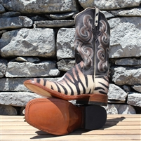 Rios Of Mercedes Ladies Tiger Stripe Stingray Boots