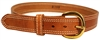 "Double-J-Tan-Harness-Leather-1-1/2""-Belt"