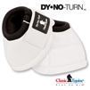 Classic Equine Dyno No Turn Bell Boot White