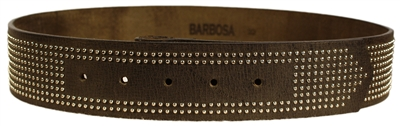 Barbosa Belt w/ Mini Studs