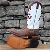Horsepower Toast Bison A&M Cowboy Boots