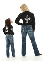 Cowgirl Tuff Demi Crystal Jeans