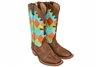 Anderson Bean Kids Honey Crazy Horse Boots