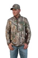 Cinch Mens Realtree Xtra Camo Pullover