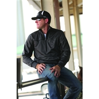 Cinch Heather Gray Arenaflex Pullover