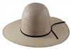 "Rodeo King Open Crown Spotted Sherida 4 1/4"" Brim"