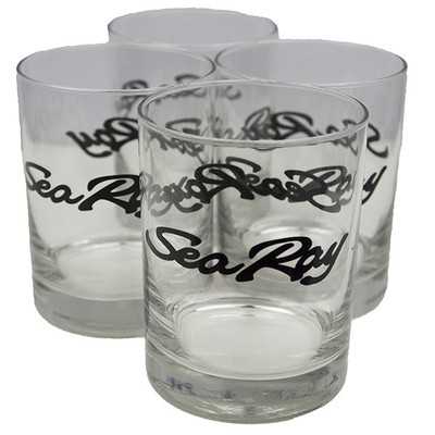 14 oz Rocks Glasses - Set of 4