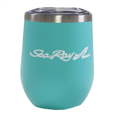 Insulated Wine Tumbler - Mint
