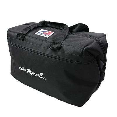 36-Can AO Canvas Cooler - Black