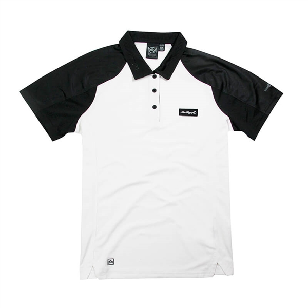 Ladies Vector Polo - White