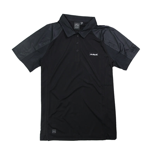 Ladies Vector Polo - Black