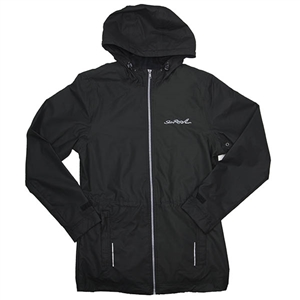 Ladies Northwest Slicker Jacket - Black