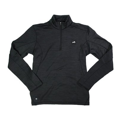Sea Ray Thermal 1/4 Zip Pullover - Dolphin Black