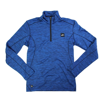 Sea Ray Thermal 1/4 Zip Pullover - Ocean Blue