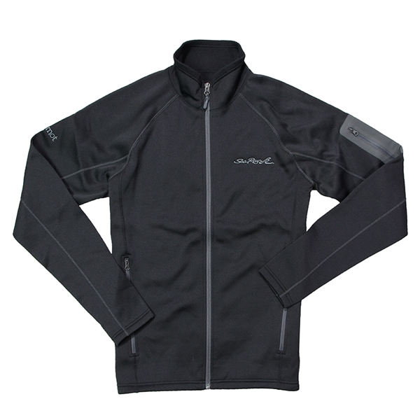 Marmot Stretch Fleece Jacket - Black
