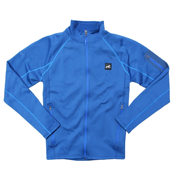 Marmot Stretch Fleece Jacket - Sapphire Blue