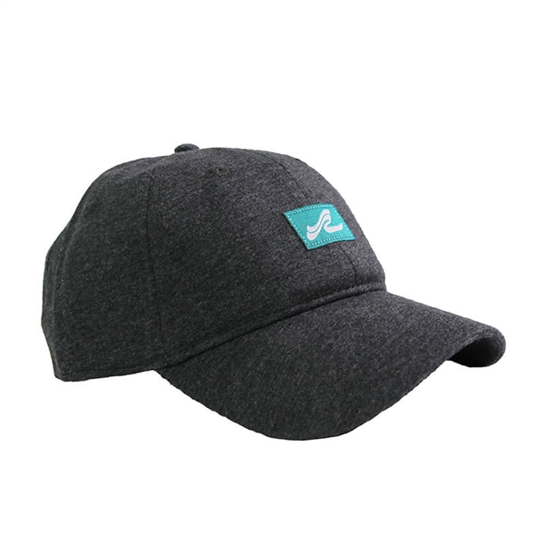 Wave Cap - Charcoal Heather