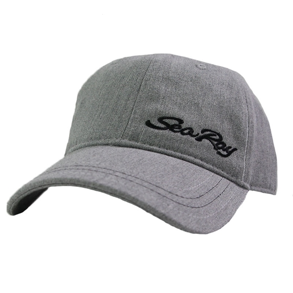Elevate Cap - Grey Heather
