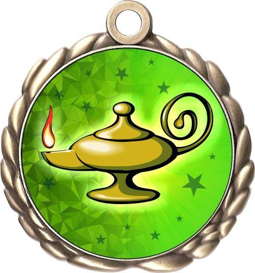 Attendance Award Medal