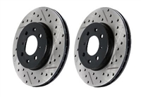 Stop Tech Rear Brake Rotors (FD3S RX-7)