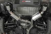 Apex'i N1 Evolution-R Exhaust Evo X