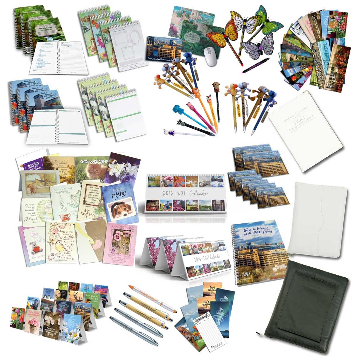 Ministry Ideaz '2017 Big Bundle' - huge pack of 111 items for Jehovah's  Witnesses