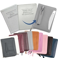 """Do-it-yourself"" Bible + Song Book combo for New World Translation 2013 revision"