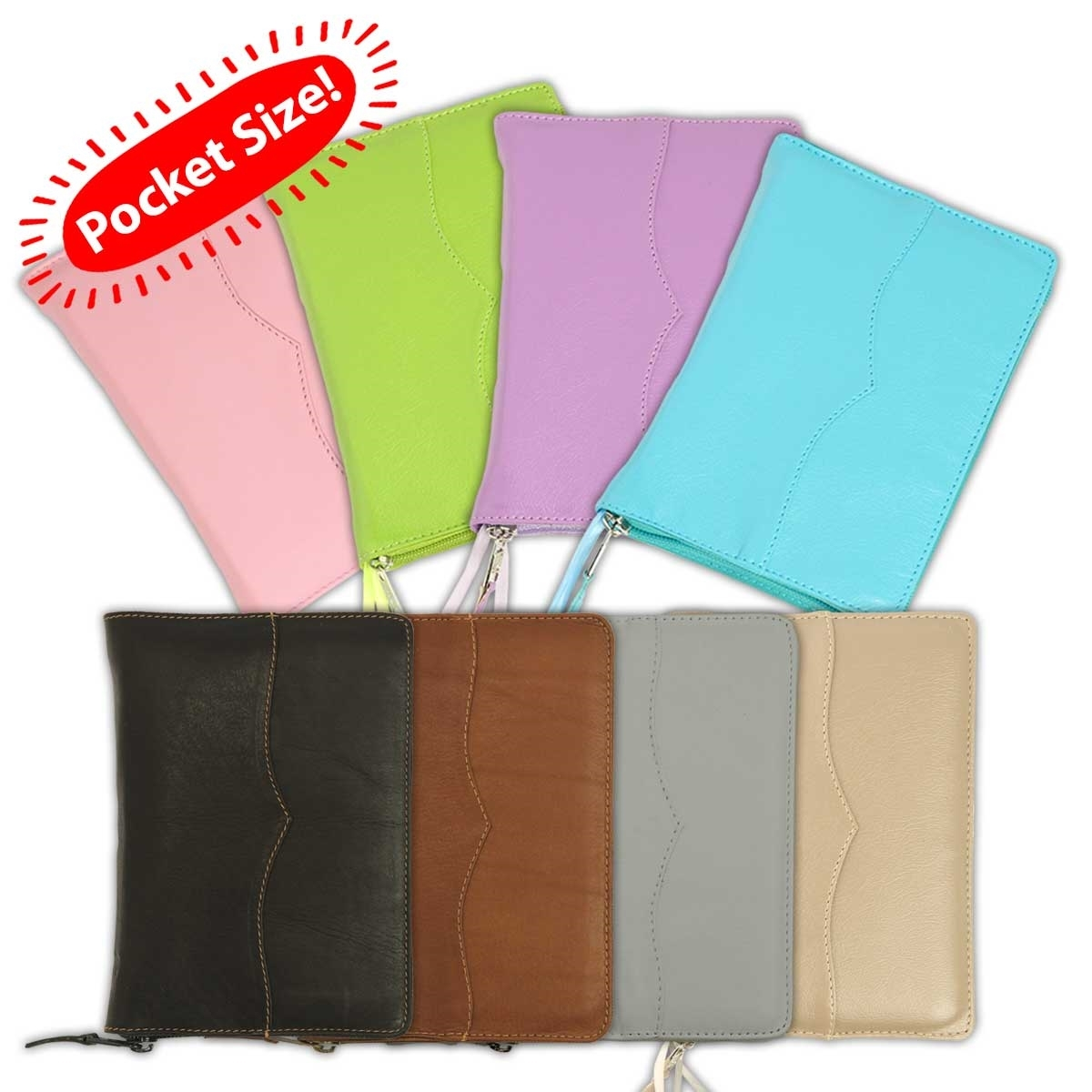 Bible pocket cover