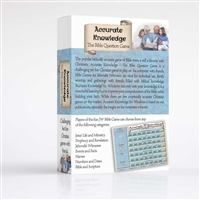 Accurate Knowledge for Windows Bible trivia game for Jehovah's Witnesses