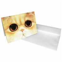Margaret Keane Greeting Card - Tiger Prince