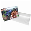 Margaret Keane Greeting Card - Happy Kingdom